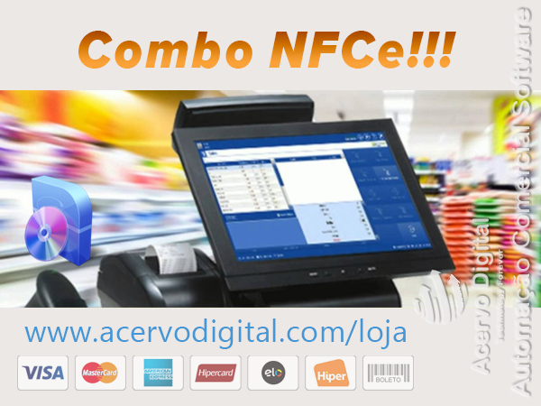 Combo NFCe