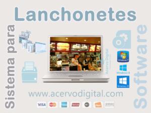 Software para Lanchonete