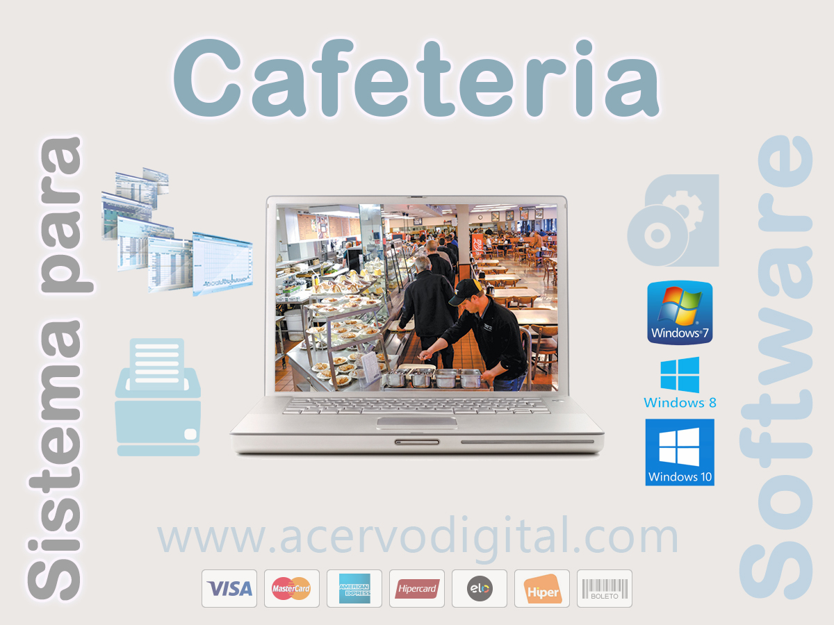 Sistema para Cafeteria